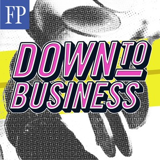 Down to Business Cover